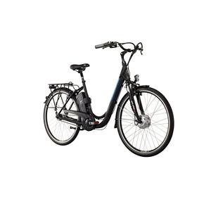 Vermont E-Jersey - Bicicletas eléctricas urbanas - negro mate